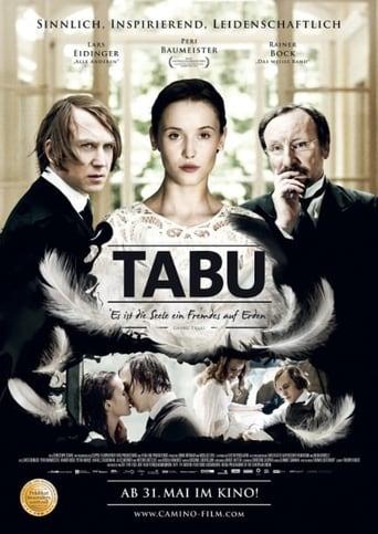 Poster of Tabu - Es ist die Seele ein Fremdes auf Erden