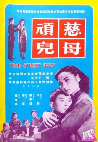 Poster of The Street Boy