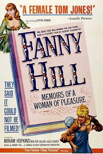 Poster of Fanny Hill