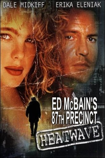 Poster of Ed McBain's 87th Precinct: Heatwave