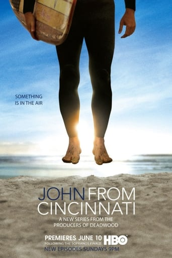 Poster of John from Cincinnati