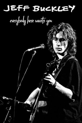 Poster of Jeff Buckley: Everybody Here Wants You