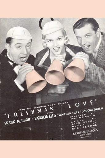 Poster of Freshman Love
