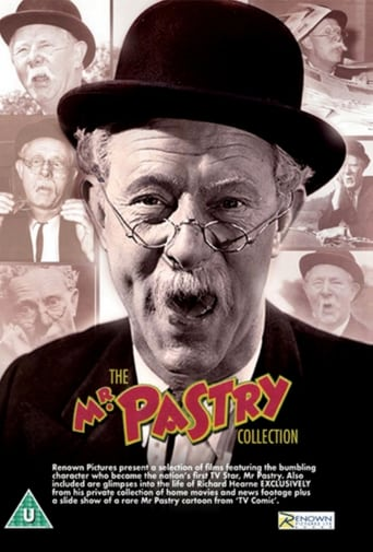 Poster of The Adventures of Mr. Pastry
