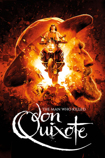 Poster of The Man Who Killed Don Quixote