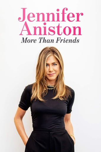 Poster of Jennifer Aniston: More Than Friends