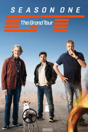Didysis turas / The Grand Tour (2016) 1 Sezonas