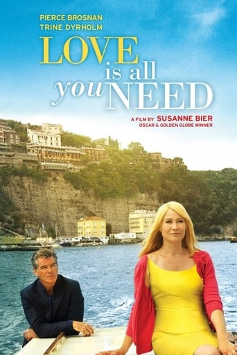 Poster of Love Is All You Need