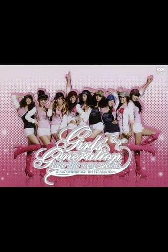 Girls' Generation - 1st Asia Tour: Into the New World