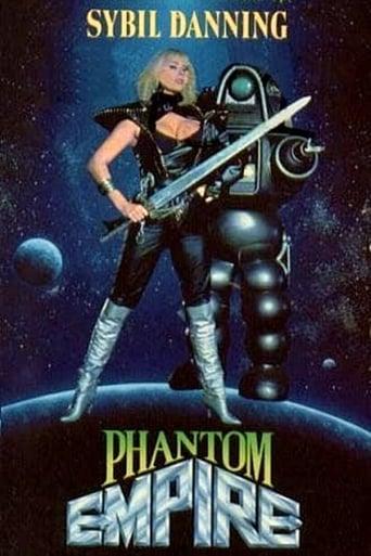 Poster of The Phantom Empire
