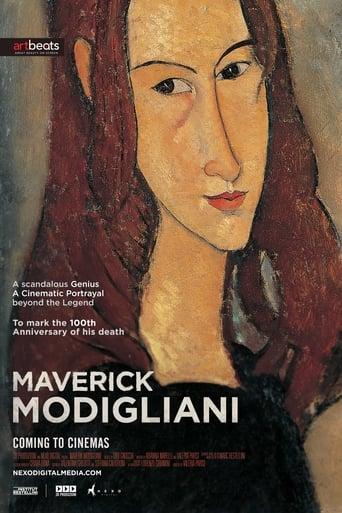 Poster of Maverick Modigliani