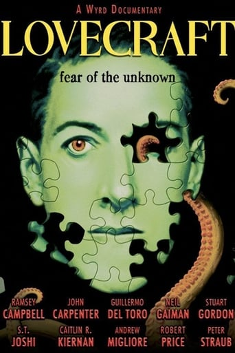 Poster of Lovecraft: Fear of the Unknown