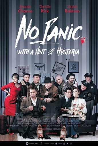 Poster of No Panic, With a Hint of Hysteria