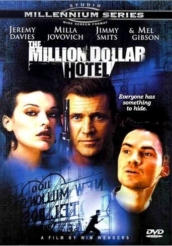 Poster of The Million Dollar Hotel