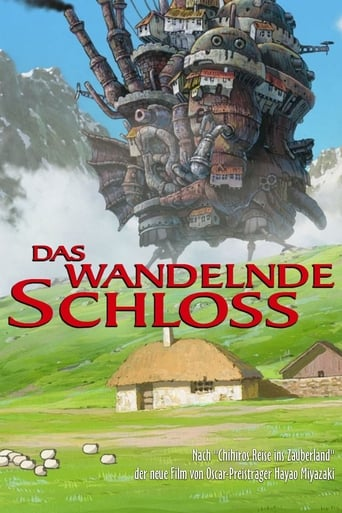 Filmplakat von Das wandelnde Schloss