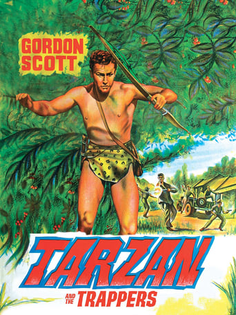 Poster of Tarzan and the Trappers