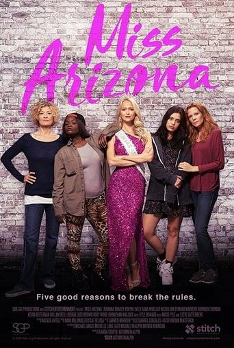 Miss Arizona poster