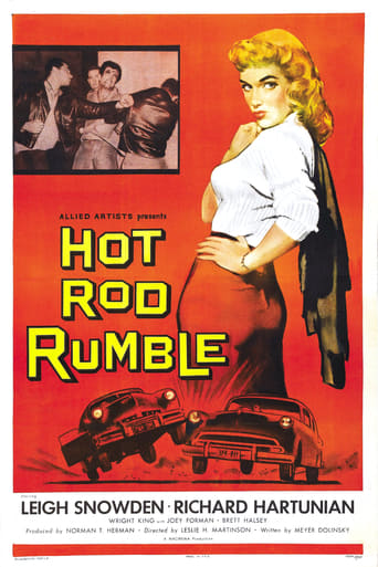 Poster of Hot Rod Rumble