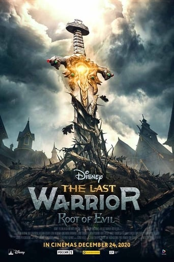 Poster of The Last Warrior: Root of Evil