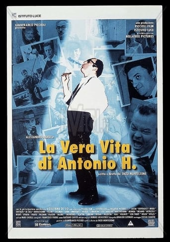 Poster of La vera vita di Antonio H.