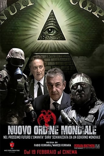 Poster of New World Order