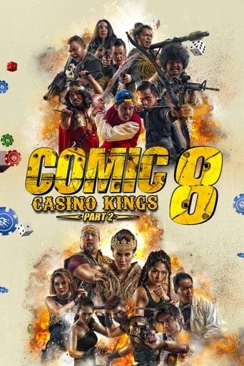 Poster of Comic 8: Casino Kings - Part 2