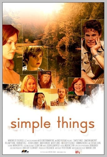 Poster of Simple Things