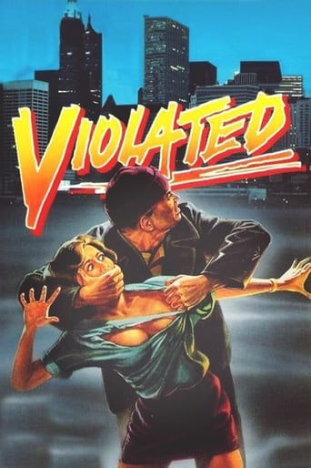 Poster of Violated