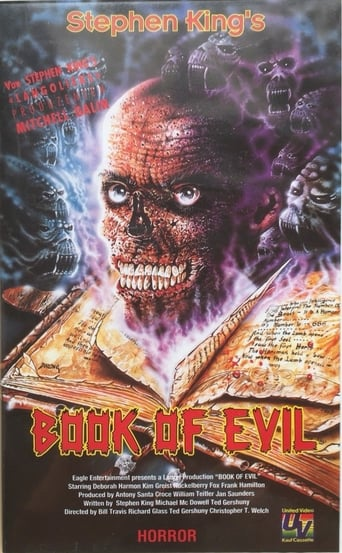 Poster of Stephen King's Book of Evil