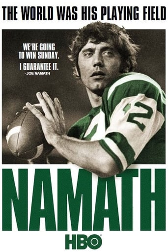Poster of Namath