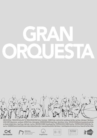 Poster of Gran Orquesta