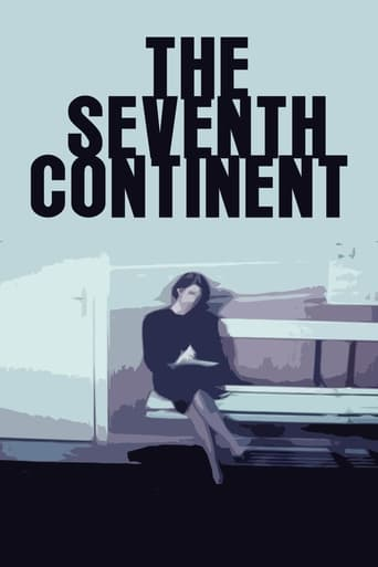 Poster of The Seventh Continent