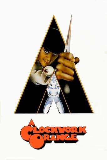 Poster of A Clockwork Orange