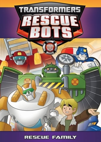 Poster of Transformers Rescue Bots: Rescue Family