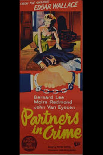 Poster of Partners in Crime