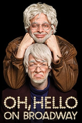 Poster of Oh, Hello: On Broadway