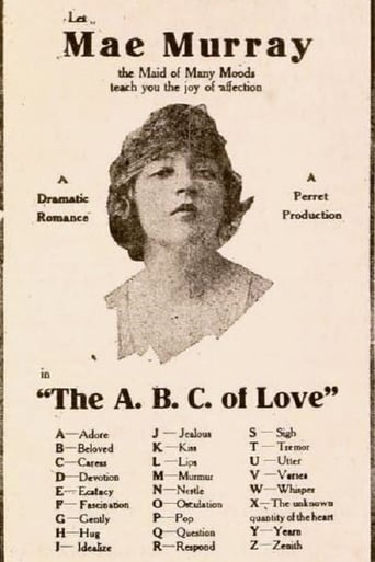 Poster of The ABC of Love