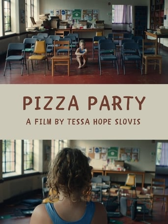 Poster of Pizza Party