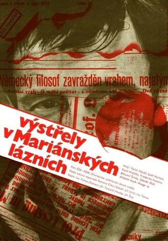 Poster of Výstřely v Mariánských Lázních