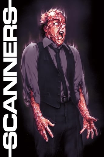 Poster of Scanners