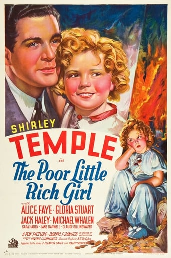 Poster of Poor Little Rich Girl