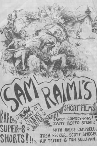 Poster of Sam Raimi Early Shorts