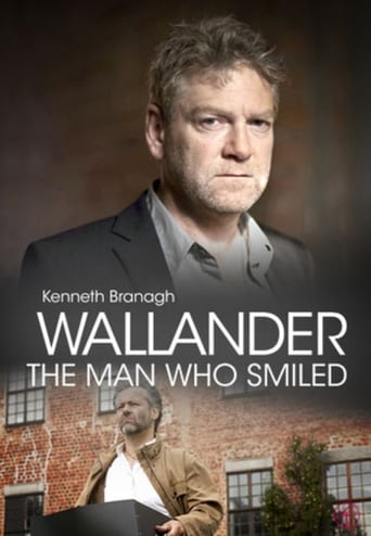 The Man Who Smiled poster