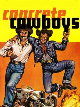 Poster of Concrete Cowboys