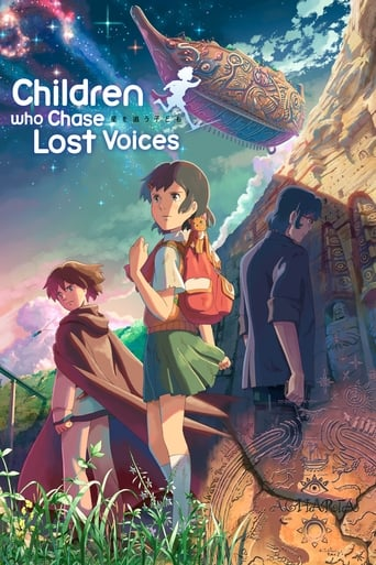 Poster of Children Who Chase Lost Voices
