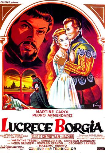 Poster of Lucrèce Borgia