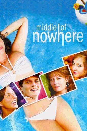Poster of Middle of Nowhere