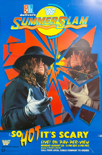 Poster of WWE SummerSlam 1994