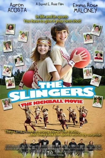 Poster of The Slingers