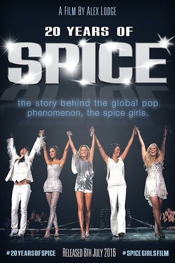 Poster of Spice Girls: 20 Years of Spice